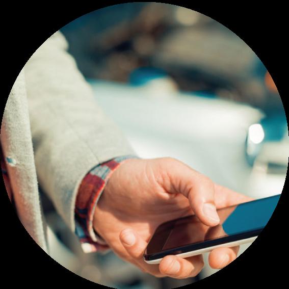 SmartDrive Mobile App Image