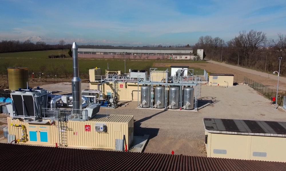 Impianto di biometano